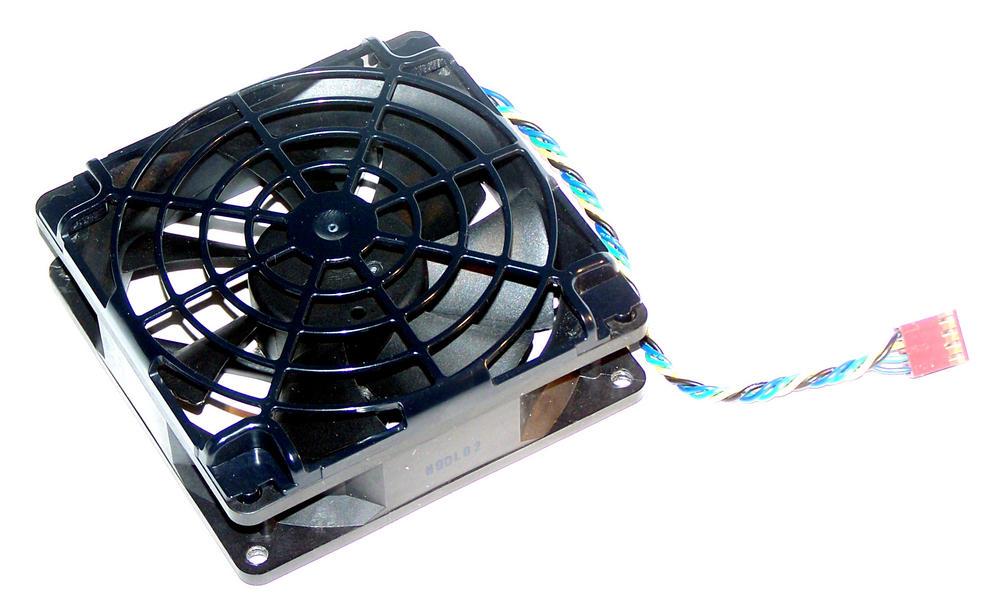 HP 580230-001 8000 Elite CMT 12VDC 0.40A Rear Case Fan | Foxconn PVA092G12H